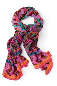 Frida Print Scarf - Stella & Dot ($59), I had to put a little S&D in here!